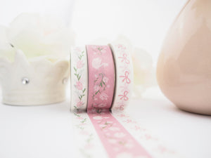 Emma in Pink Washi Collection - The Pink Room Co Exclusive Original