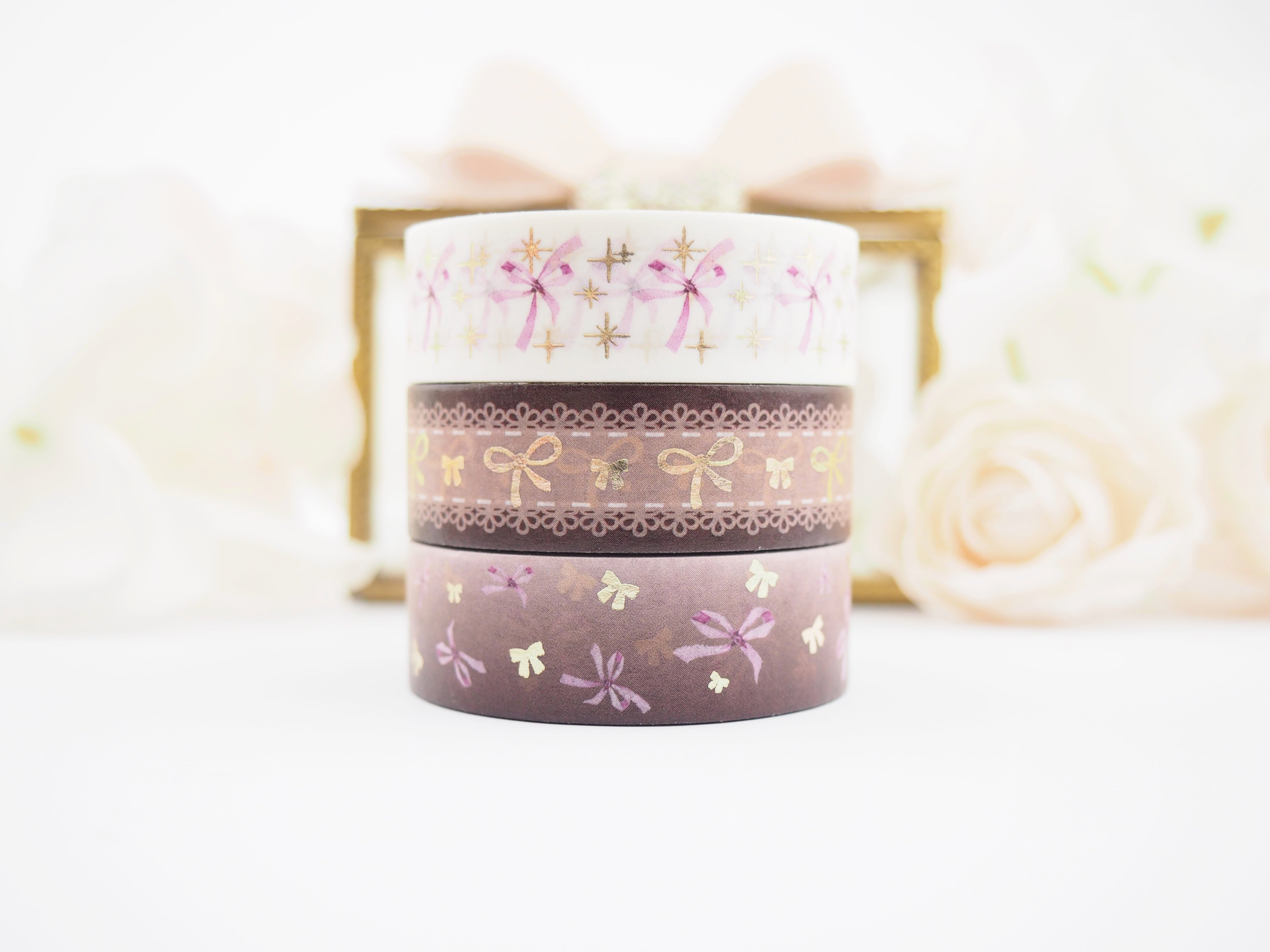 Studio Signet Collab Washi Collection  Limited Edition - The Pink Room Co Exclusive Original