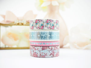 MERRY GO ROUND Washi Collection - The Pink Room Co Exclusive Original