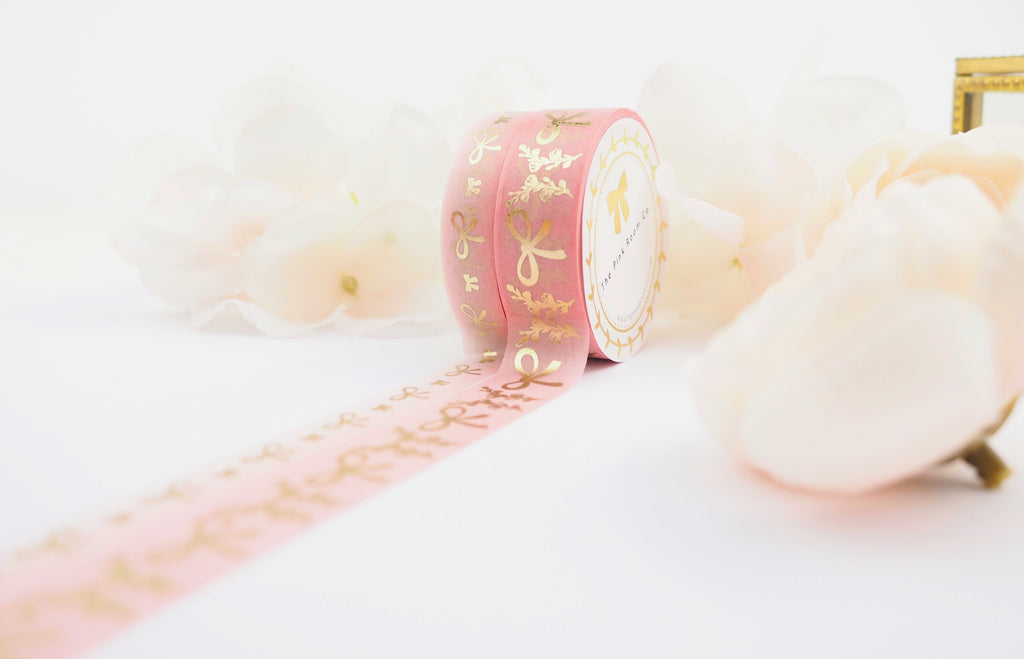 Cotton Candy Washi Collection - The Pink Room Co Exclusive Original