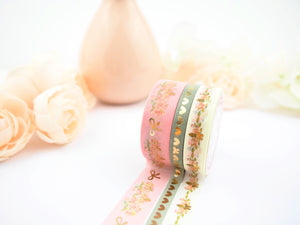 English Country washi Collection - The Pink Room Co Exclusive Original