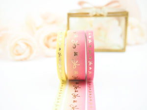 Malibu Washi Collection - The Pink Room Co Exclusive Original