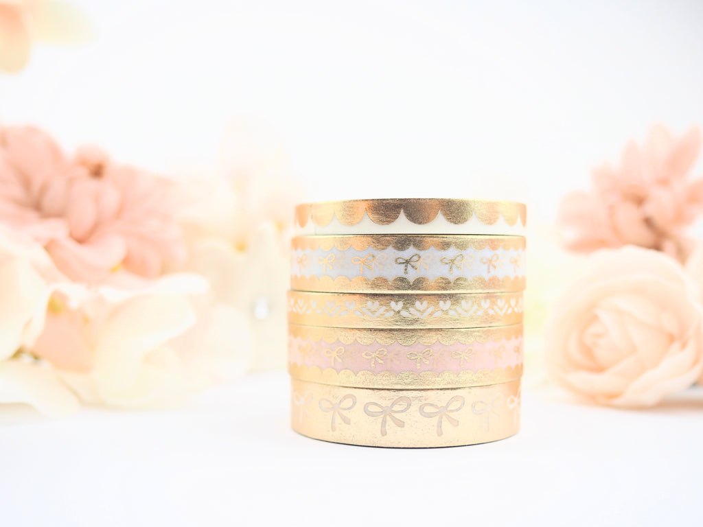 Musicbox Washi Collection (Limited Edition) - The Pink Room Co Exclusive Original