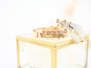 Charm Bracelet Band - The Pink Room Co Exclusive