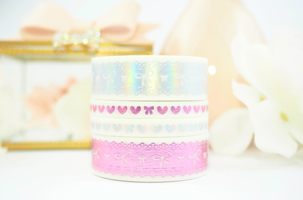 COSMIC FATE Washi Collection  - The Pink Room Co Exclusive Original