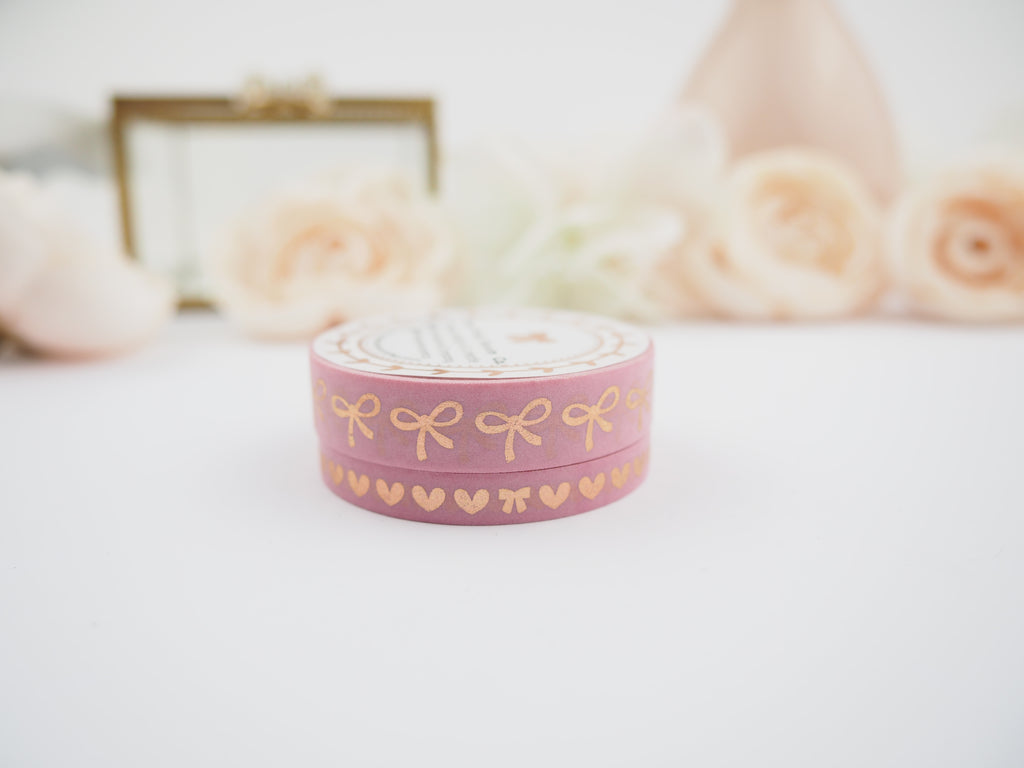 Love Dovie Washi Collection  - The Pink Room Co Exclusive Original
