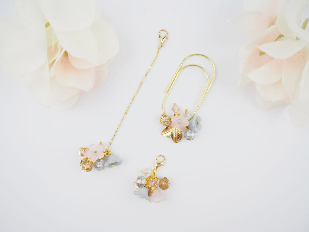 Forget Me Not Planner Charms