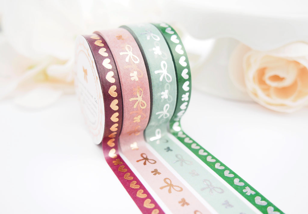 Holly Washi Collection  - The Pink Room Co Exclusive Original