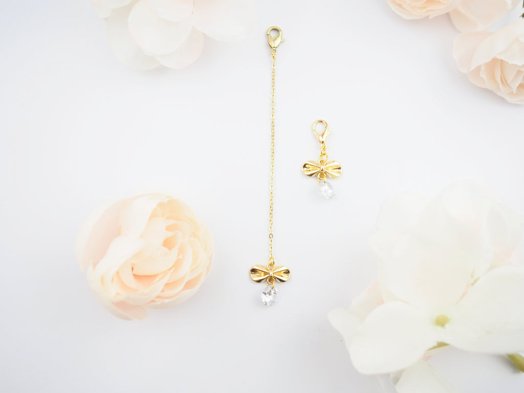 Diamonds Are A Girls Best Friend Planner Charm