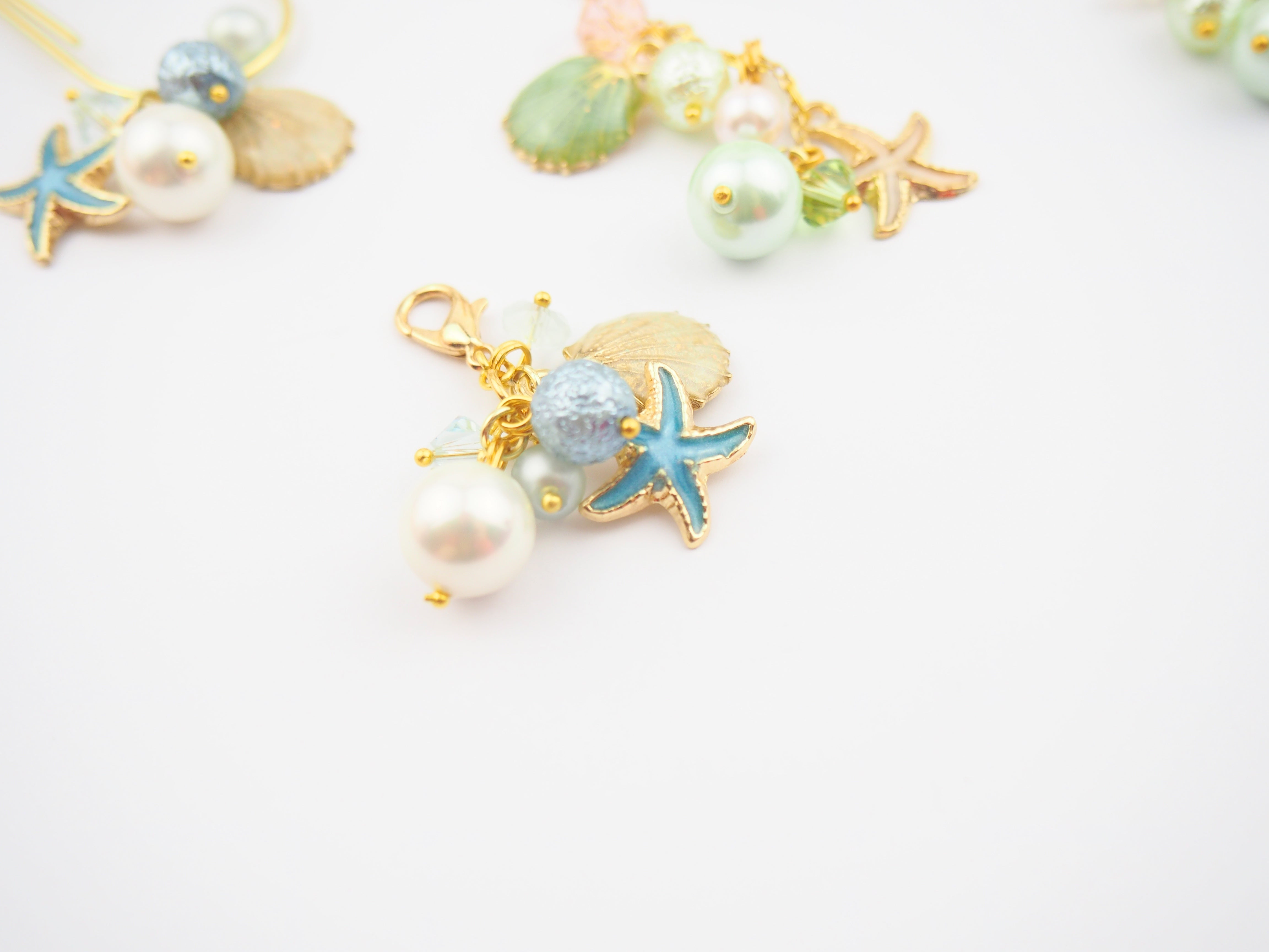 Treasures of the SEA Planner Charms