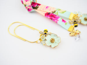 Bee Happy Planner Charms