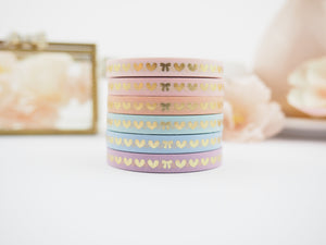 SPRINKLE LOVE Washi Collection - The Pink Room Co Exclusive Original