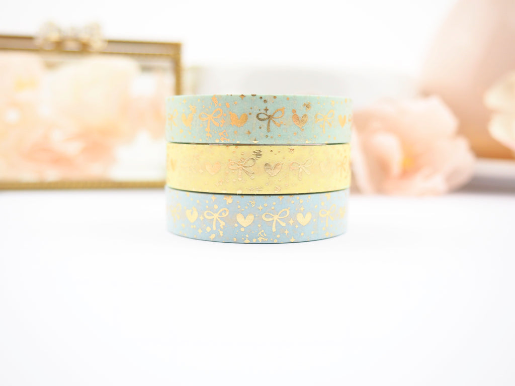 BON VOYAGE  Party Series Washi Collection - The Pink Room Co Exclusive Original