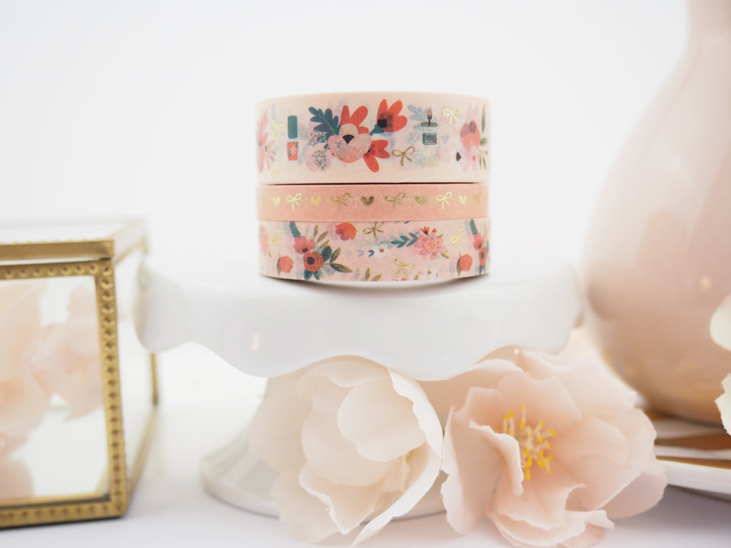 SELF LOVE Washi Collection - The Pink Room Co Exclusive Original