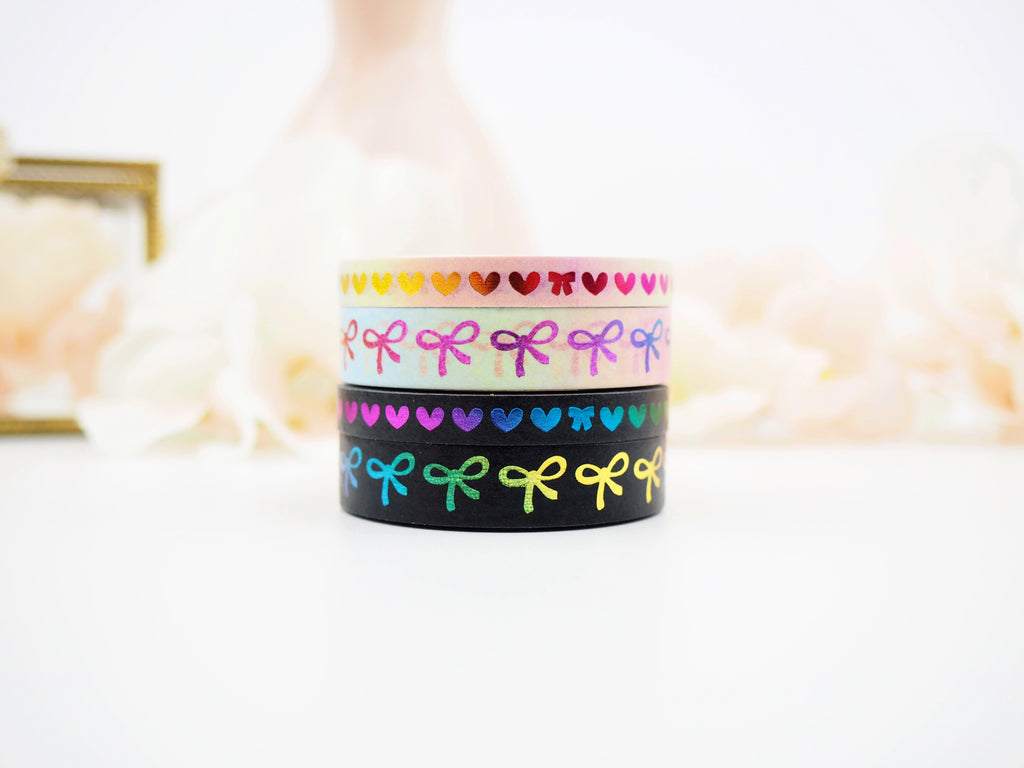 RAINBOW BRITE Washi Collection - The Pink Room Co Exclusive Original