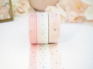 STARBUSRT in PINK Washi Collection - The Pink Room Co Exclusive Original