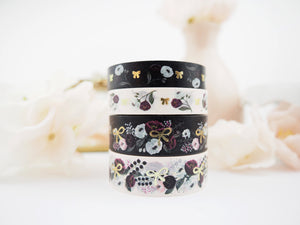 CURRANT LOVE AFFAIR Washi Collection - The Pink Room Co Exclusive Original