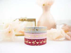 MULBERRY CREME Party Series Washi Collection - The Pink Room Co Exclusive Original