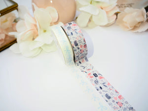 WINTER FUN Washi Collection - The Pink Room Co Exclusive Original