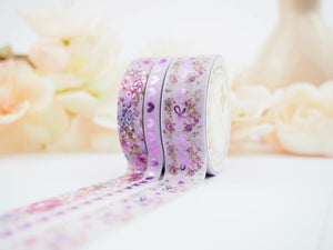HOPE in Purple Washi Collection - The Pink Room Co Exclusive Original