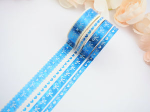 ICEBERG KEEL Washi Collection - The Pink Room Co Exclusive Original