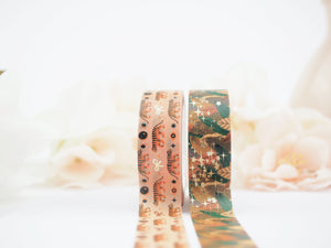 TIGER LILY Washi Collection - The Pink Room Co Exclusive Original