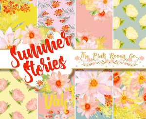 SUMMER STORIES - DELUXE Weekly Kit