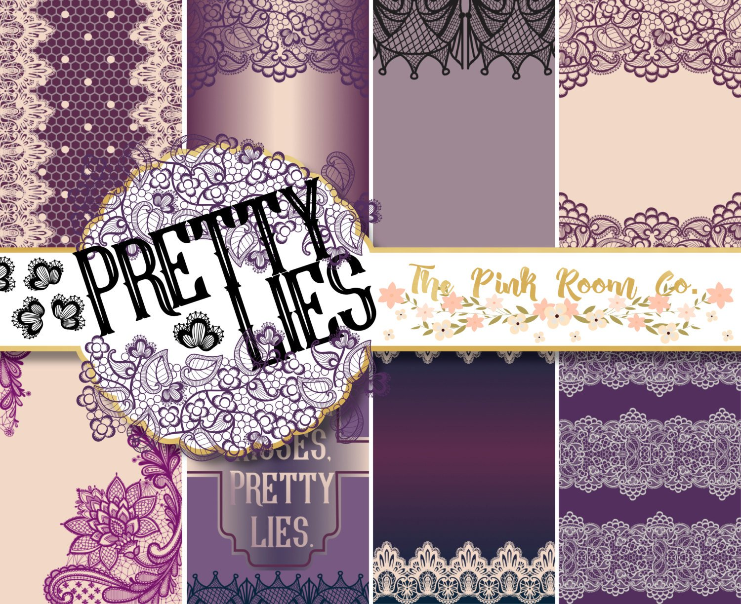 PRETTY LIES - DELUXE Weekly Kit