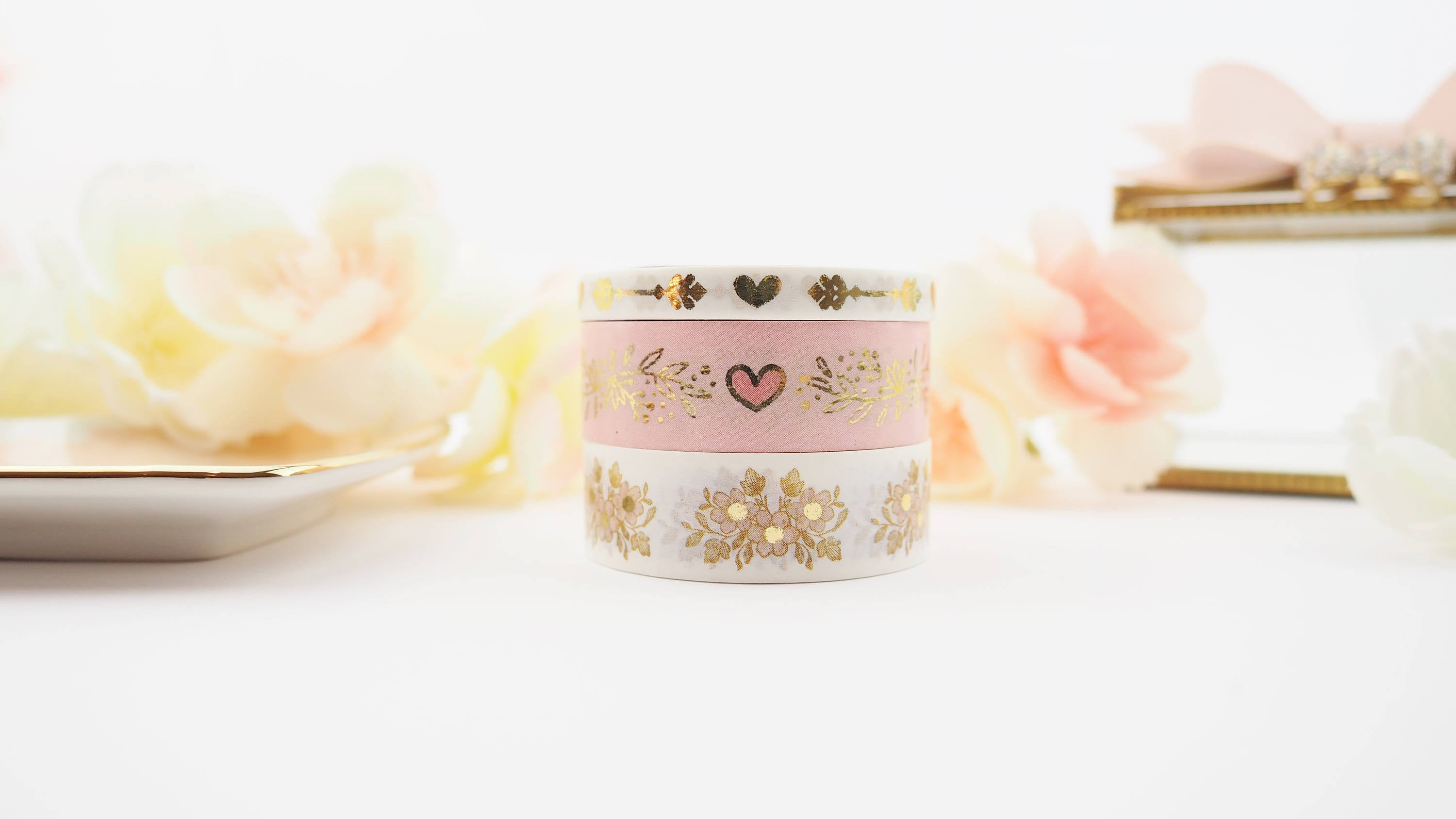 Everlasting Washi Tape Collection - The Pink Room Co Original