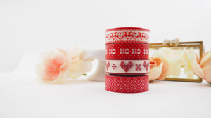 Ho Ho Ho Washi Collection -  from ThePinkRoomCo