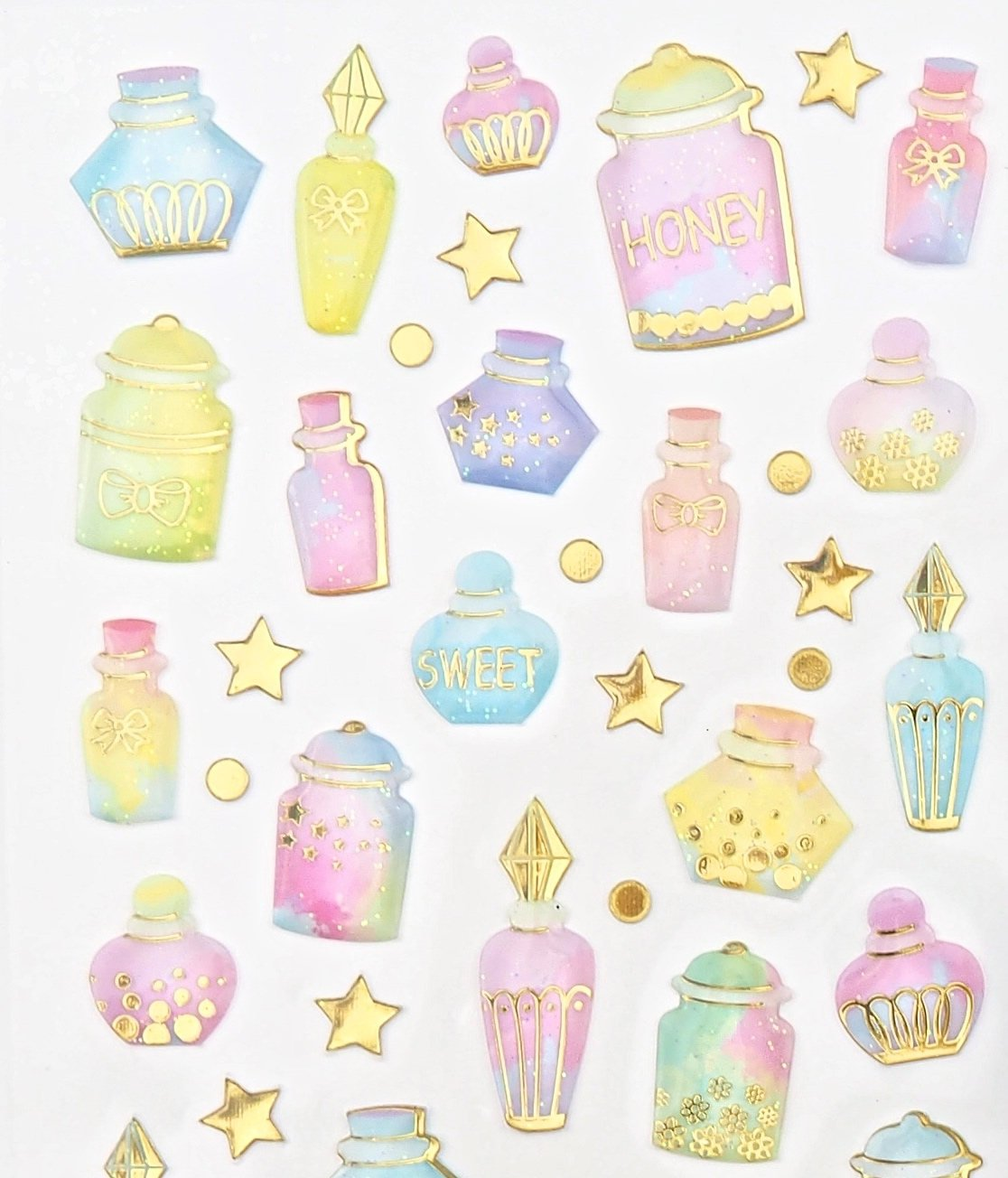 Potions collection  -  from ThePinkRoomCo