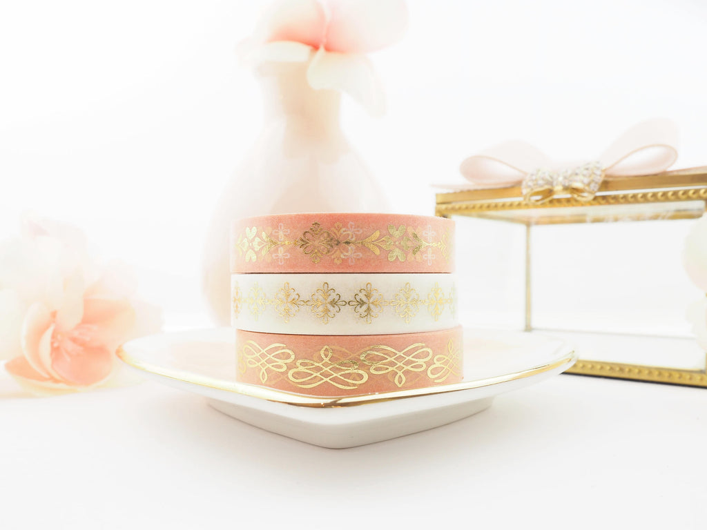 CHARMING in Pink Washi Tape Collection  - The Pink Room Co Original