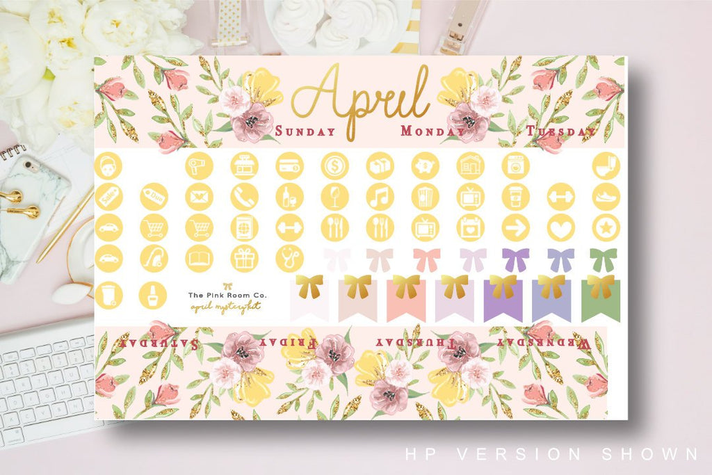 APRIL 2018 MONTHLY Kit