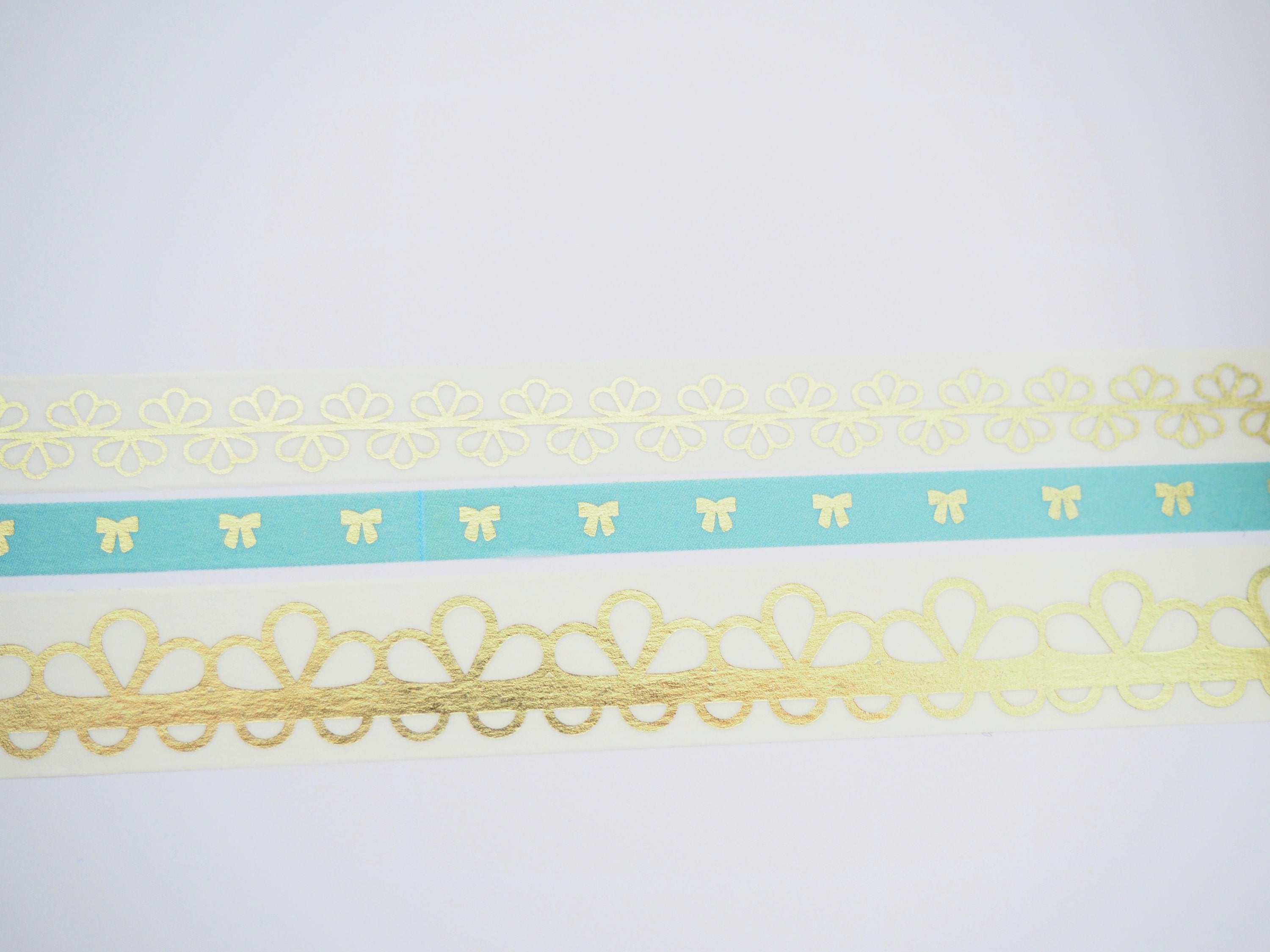 Lace of Venus in White Washi Collection - The Pink Room Co Exclusive Original