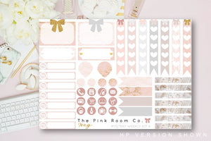 Nude & Organic - Foiled weekly kit from the May Mystery kit collection