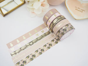 ENDLESS SUMMER Washi Collection - The Pink Room Co Exclusive Original
