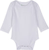 baby sun protection clothing white onesie shedo