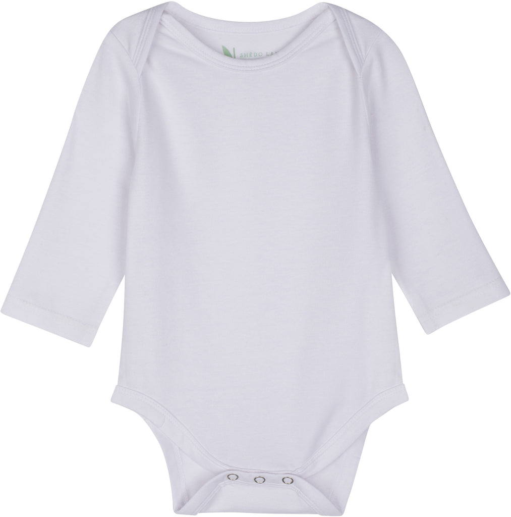Baby Long Sleeve Onesie Infant Sun Protection Clothing