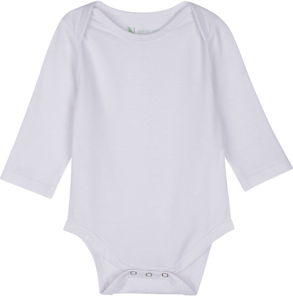 Baby Long Sleeve Onesie - UPF 50+ Baby UV protection Clothing