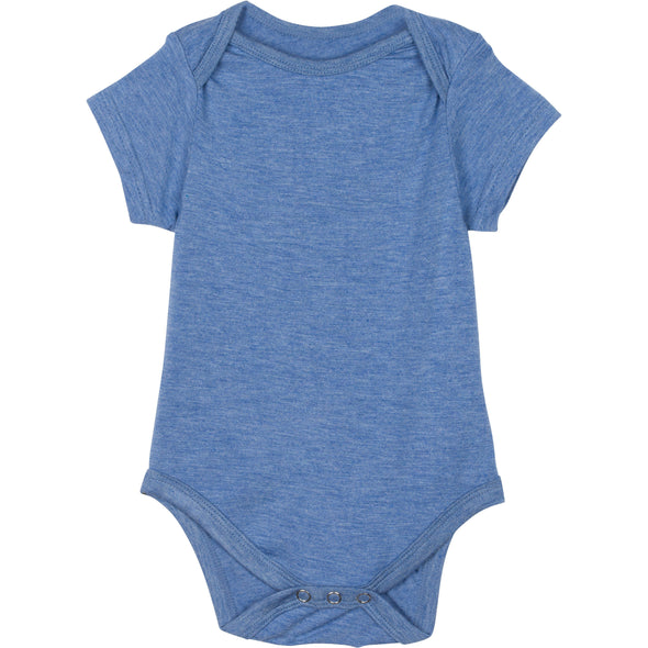 Baby Short Sleeve Onesie Bodysuit-Baby Clothes-Shēdo Lane