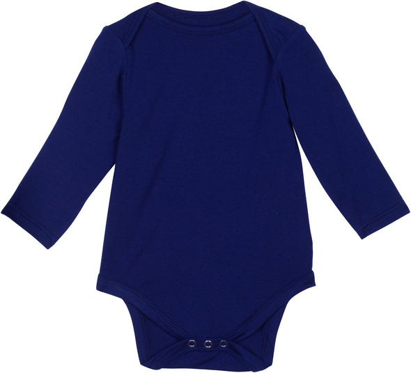 baby sun protection clothing navy onesie shedo