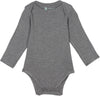 upf baby clothing gray onesie shedo lane