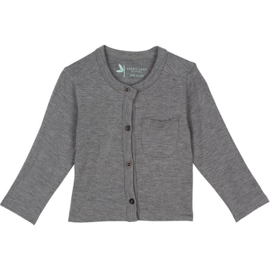 Toddler Girl Sun Protection Shirts gray Cardigan UPF 50+ UV