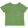 baby sun protection shirt green shedo lane