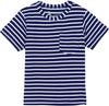 Kids' Short Sleeve Pocket T-Shirt-Boy Sun Protection Clothing-Shēdo Lane