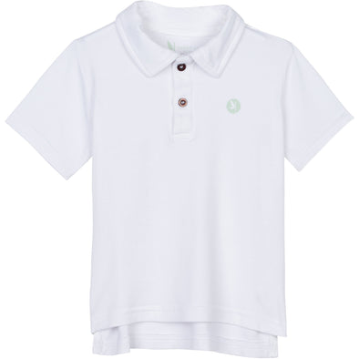 Girls' Short Sleeve Polo Shirt-Girl Clothes-Shēdo Lane