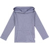 Kid's Long Sleeve Hoodie Sweatshirt - Light Navy-Kid's Hoodie-Shēdo Lane