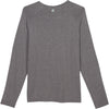 men's upf shirts long sleeve shedo lane gray