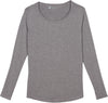 women's uv shirt gray