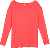 women's sunblock shirts coral